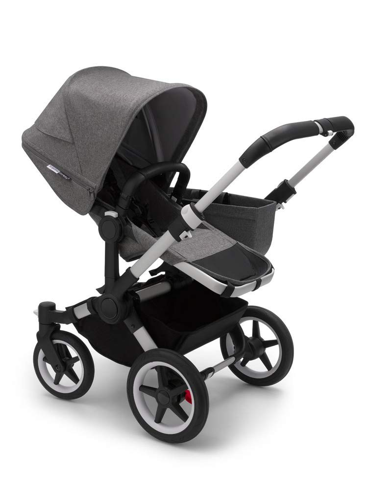 Bugaboo Donkey 3 Aluminum Mono Convertible to Double Stroller