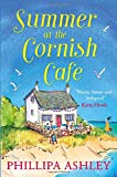 """Summer at the Cornish Café - The feel-good romantic comedy for fans of Poldark (The Cornish Café Series, Book 1) (Cornish Cafe)"" av Phillipa Ashley"