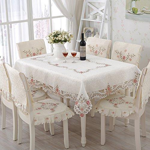Rectangle tablecloth Table cloth Tea table cloth-C 38x86cm(15x34inch)