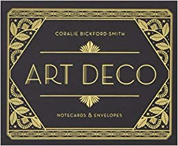 Art Deco : Notecards & envelopes