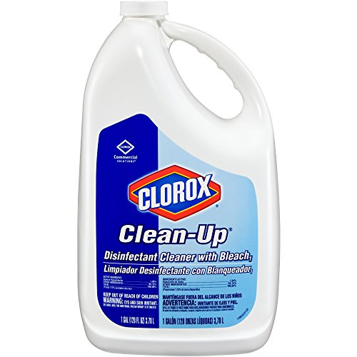 CLOROX 35420 Clean-Up Disinfectant Cleaner with Bleach Re...