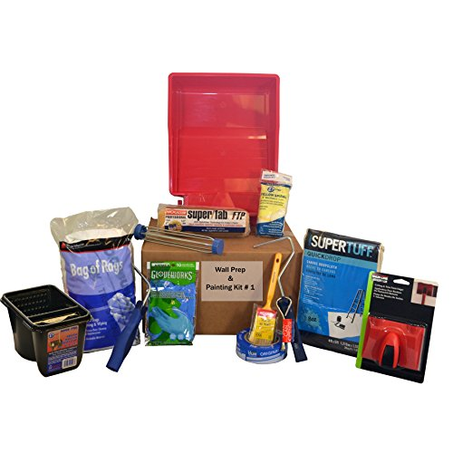 50001 Wall Prep and Painting Kit #1