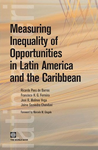 Measuring Inequality of Opportunities in Latin America and the Caribbean (Latin American Development - Forum Vegas Las