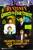 Parents from the 13th Dimension, R. L. Stine, 0671008579