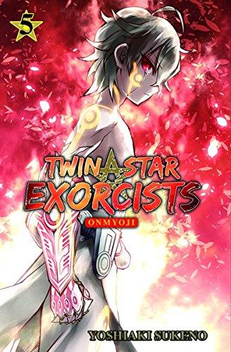 Twin Star Exorcists: Onmyoji: Bd. 5