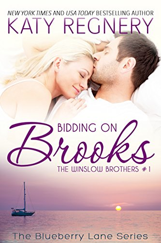 - Bidding on Brooks: The Winslow Brothers #1 (The Blueberry Lane Series -The Winslow Brothers)