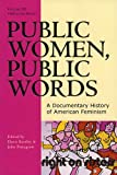 Public Women, Public Words, Dawn Keetley and John Pettegrew, 0742522369