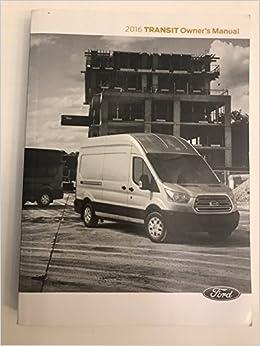 ford transit manual