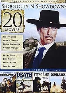 20-Film Great American Westerns: Shootouts 'N Showdowns