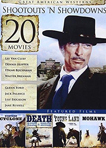20-Film Great American Westerns: Shootouts 'N - Of Vans Great Bridge