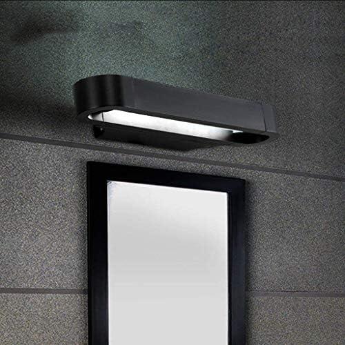 Spiegellicht Badezimmer Licht Spiegellicht Einführung Über Walking Wandleuchte Retro Aluminium Art Moderne Spiegel Front Wandleuchten Persönlichkeit, Schwarz 35cm