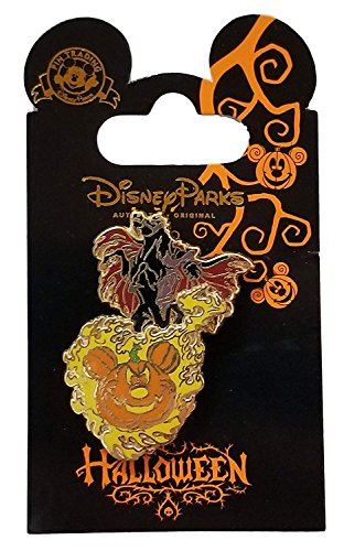 Disney Pin Halloween Headless Horseman with Mickey -