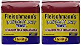 Best Yeasts - Fleischmann's Instant Yeast - 2/16 oz. bags Review