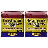 Fleischmann's Instant Dry Yeast - 2/16 oz. bags