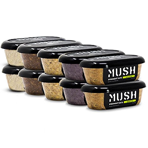 MUSH Mixed Pack, 6 oz pods, 10 Count