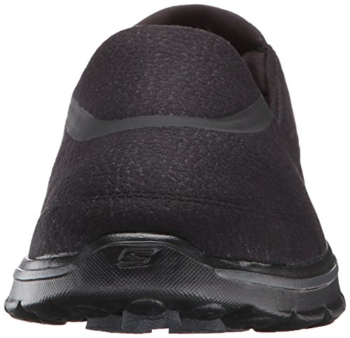 Skechers Performance Womens Go Walk 3 Revive Slip-on Scarpa Nera