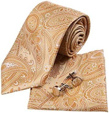 YA-BC-B.02 Multiple Colors Patterned Silk Ties for Best Men Gift By Y&G