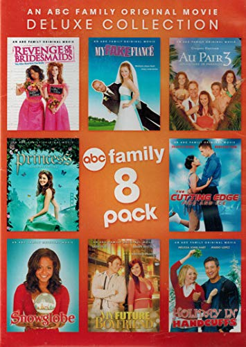 ABC Family (Revenge of the Bridesmaids / My Fake Fiance / Au Pair 3 / The Cutting Edge: Fire and Ice / Holiday in Handcuffs / My Future Boyfriend / ()