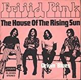 Frijid Pink - The House Of The Rising Sun - London Records - DL 20 905, London Records - DL 20905