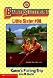 Karen's Fishing Trip, Ann M. Martin, 0590065963