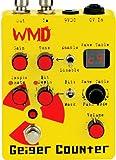 WMD Devices Geiger Counter Digital Destruction Guitar Pedal