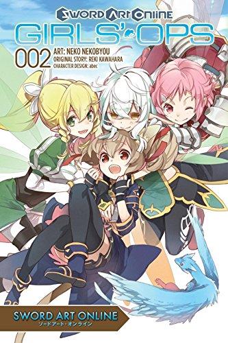 Sword Art Online: Girls' Ops, Vol. 2 (Girl Online Ebook)