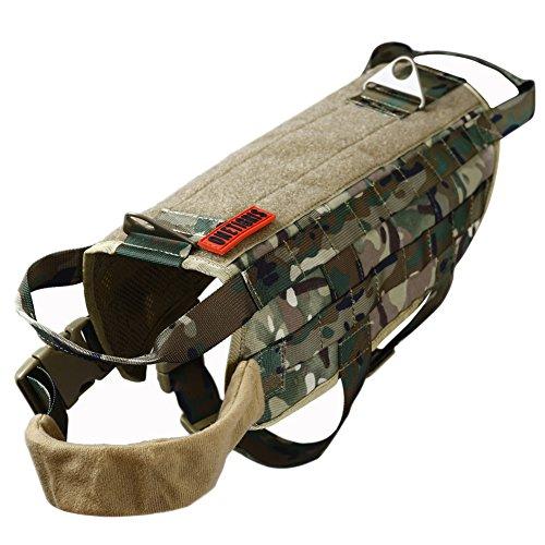 OneTigris Tactical Training Harness Multicam