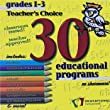 30 Educational Programs: 1st-3rd Grade (Jewel Case)