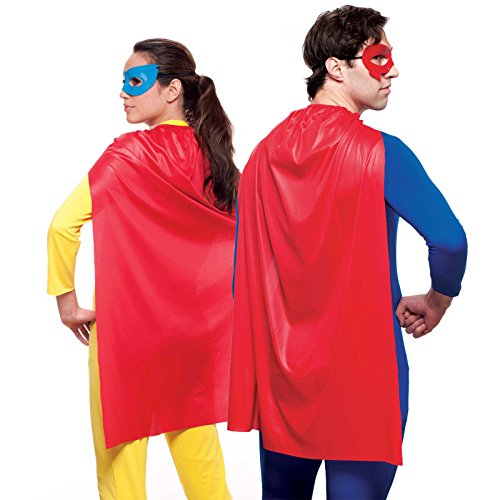 Red Superhero Cape -