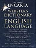 Encarta Webster's Dictionary of the English Language, Anne Soukhanov and Us Bloomsbury, 1582345104