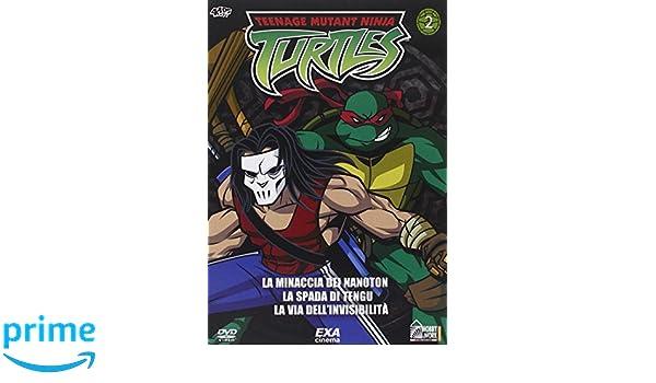 Teenage Mutant Ninja Turtles Volume 02 [Italia] [DVD ...