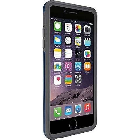 OtterBox 7750322 Symmetry Series Case for iPhone 6 Plus/6s Plus - Black - Retail Packaging (SLATE GREY/DEEP WATER (Apple Iphone 6 Case Otterbox Slim)
