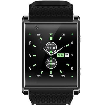 STEAM PANDA Relojes Inteligentes para iPhone/Android para Hombres, Mujeres, GPS, Pantalla