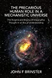 The Precarious Human Role in a Mechanistic Universe, John F. Brinster, 1456826824