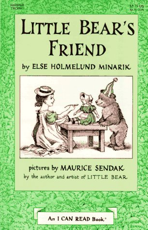 Little Bear's Friend Book and Tape (I Can Read Book 1)