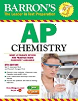 Barron's AP Chemistry, 8th Edition