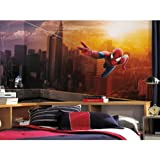 RoomMates JL1309M The Amazing Spider-Man Mural, 2X-Large