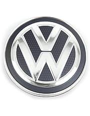 Universele Volkswagen wieldop 5G0 glanzend chroom zilver