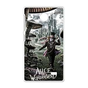 alice in wonderland Phone Case for Nokia Lumia X Case