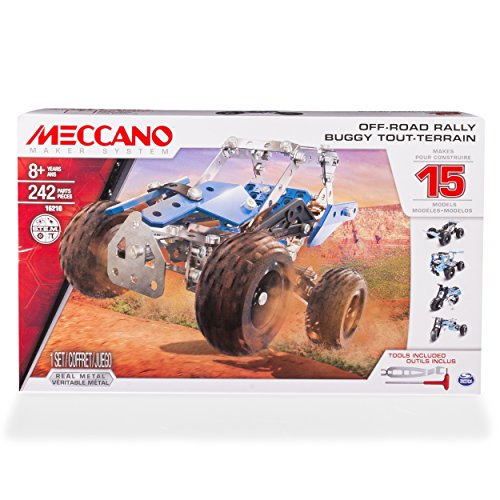 Meccano Erector, Off-Road...