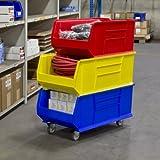 Akro-Mils 30292 Mobile Super Size Plastic