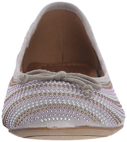 Skechers Juliet Ballet Flat Gray