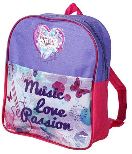 Rucksack Tasche Disney Violetta 30 cm ALJkceEx