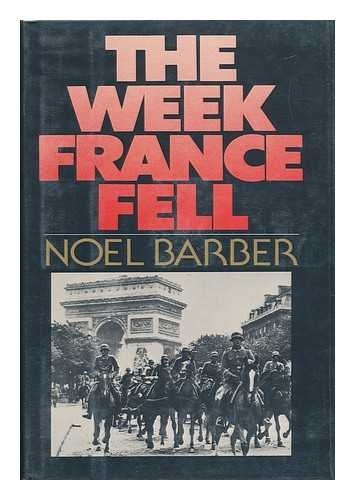 Read Online The Week France Fell pdf epub