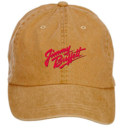 [ciyanccapp Unisex Jimmy Buffett Country Rock Baseball Caps One Size ColorName Velcro Adjustable] (Parrot Head Hat)
