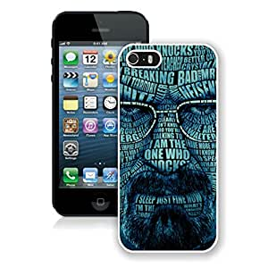Breaking Bad Case For iPhone 5S/5 White