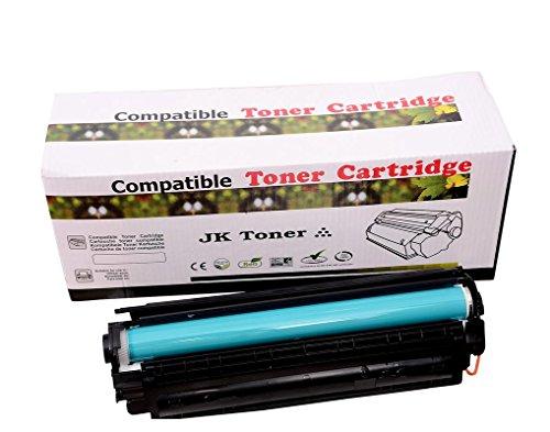 JK TONERS 925 Toner Cartridge Compatible for Use in Canon Laser Shot LBP6018B Canon Image Class MF3010 Image Class LBP 6030 Printer, 1 Unit