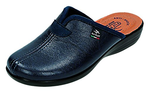 Fly Flot Women's Slippers Blue BLUE Blue 38jo2Fipz
