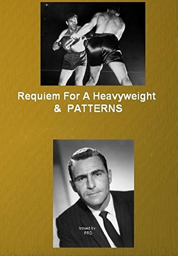 Requiem for a Heavyweight (1956 Television Version)