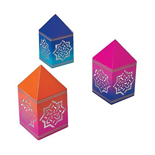 Arabian Lantern Centerpieces (Arabian Party Decorations)